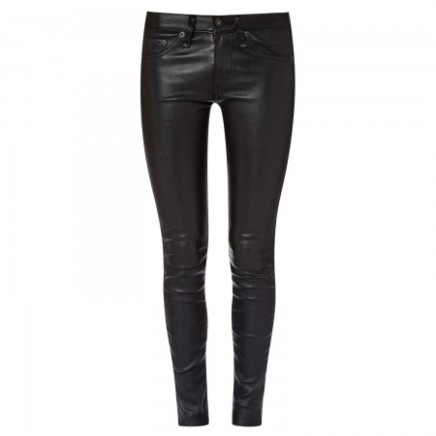 Leather Pants – 40s
